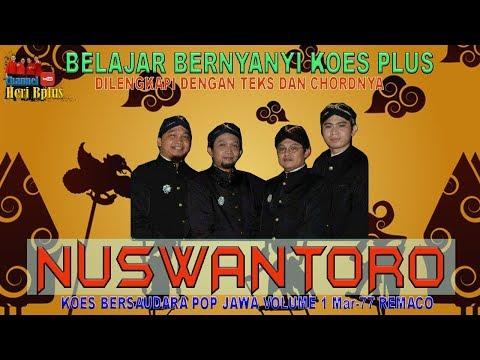 NUSWANTORO - KOES BERSAUDARA COVER BY BPLUS BAND