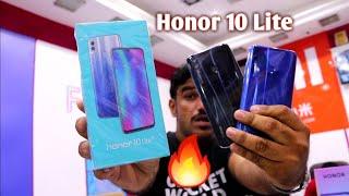 Hindi   Honor 10 Lite Unboxing. 24 Megapixel Selfie. Launching Dubai