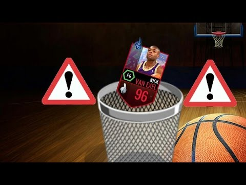 1362854cd9d6 Nick Van Exel Gameplay - WORST PG EVER! !  NBA Live Mobile - YouTube