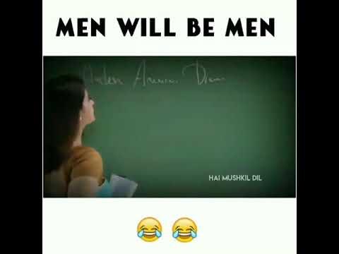 Men status for Best Attitude
