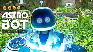 PS4 Games | ASTRO BOT Rescue Mission - Gameplay Demo