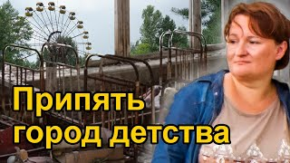 She returned to her house after 33 years / Pripyat