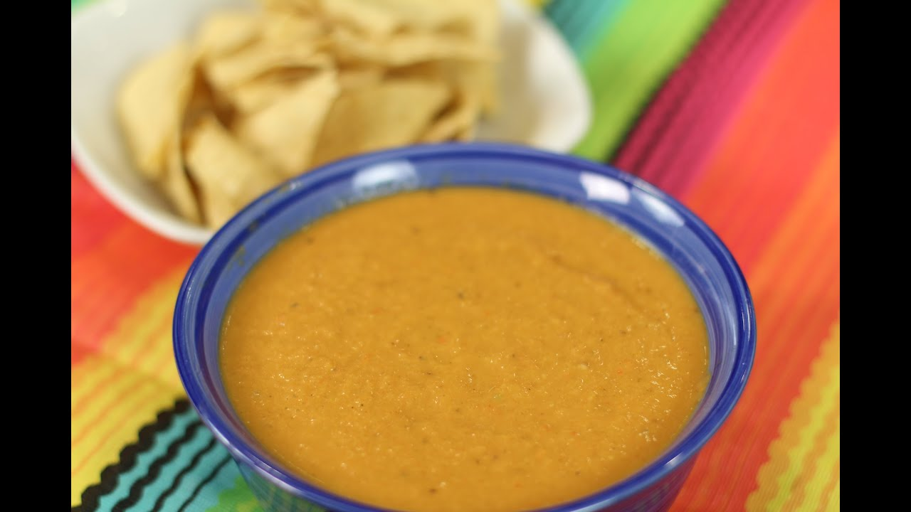 Homemade Ranchero Sauce - For Chile