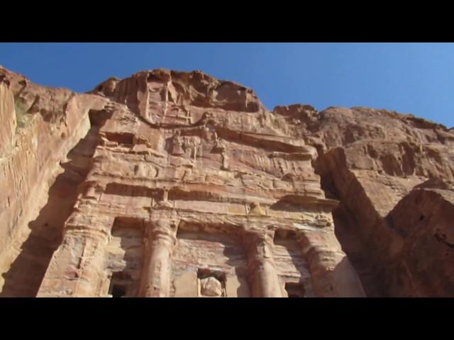 JORDAN - Urn Tomb, Petra