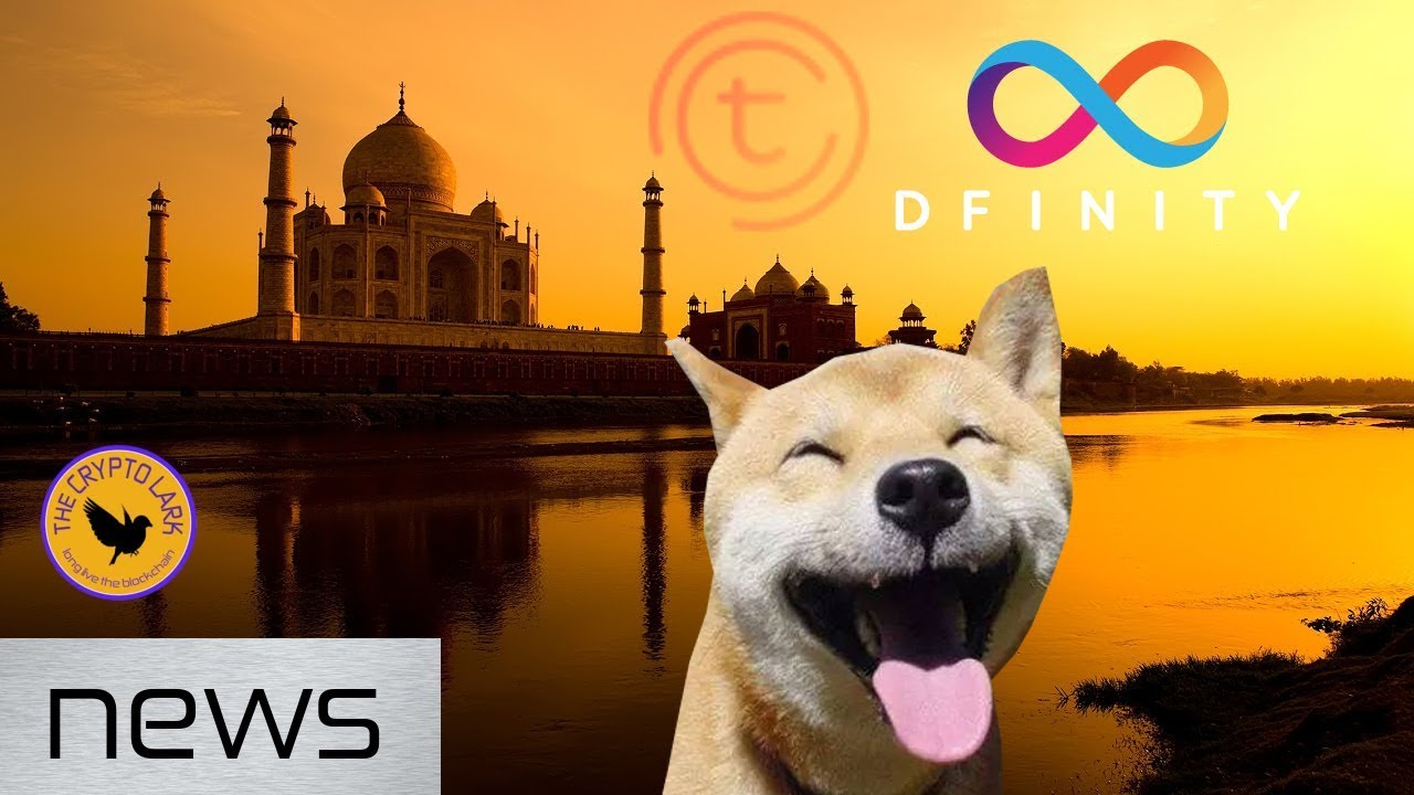 Bitcoin & Cryptocurrency News - RIP Doge, Bitcoin in your Butt, & India Slams Crypto