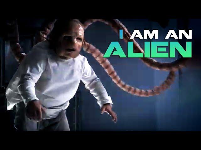 I am an Alien (Sci-Fi Film in voller Länge anschauen, Kompletter Science Fiction Film auf Deutsch)