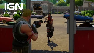 Fortnite Season 4 Patch Datamined to Reveal Skins and Cosmetic Items - IGN News