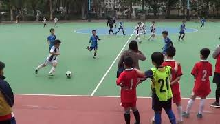 Publication Date: 2018-12-05 | Video Title: 基灣小學(愛蝶灣) 足球比賽 VS 嘉諾撒 PART 1