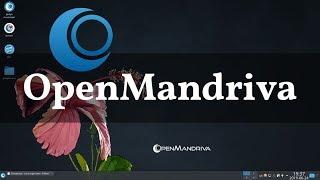 обзор Linux дистрибутива OpenMandriva Lx