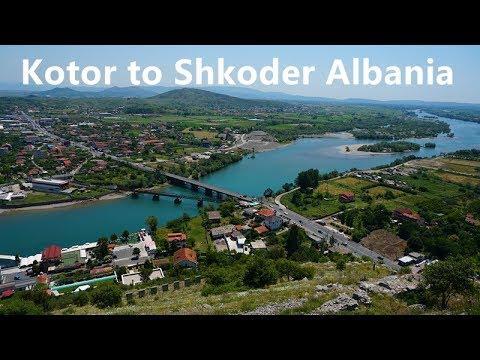 17 Euros Bus Montenegro to Albania