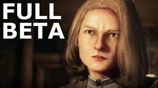 Remothered: Tormented Fathers BETA - Full Walkthrough & Ending (No Commentary) (Horror Game 2017)