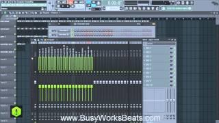 Dr. Dre Compton Series Pt. 1 Drums