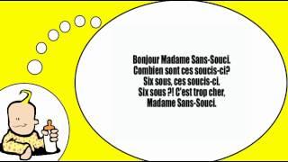Parlo francese = Scioglilingua # 2