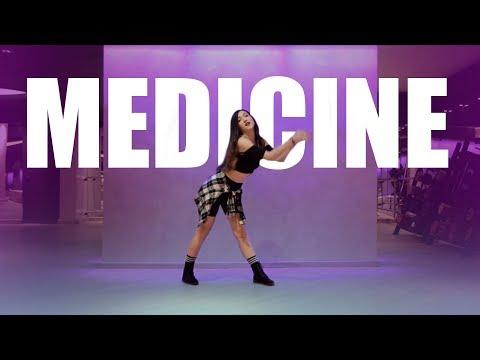 Medicine - Jennifer Lopez Ft. French Montana   Eleni Talliou Dance Fitness