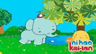 Ni Hao, Kai Lan - The Elephant Balloon