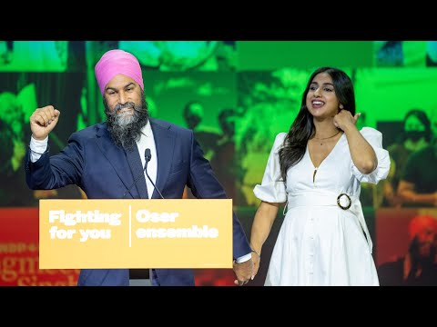 Jagmeet Singh vows that Canadians 'can count on New Democrats'