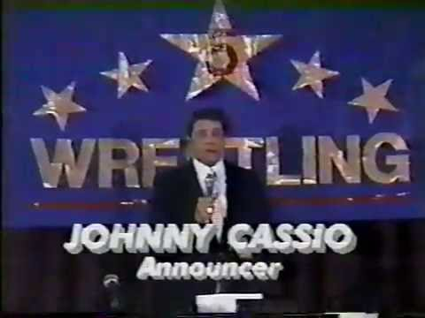 Five Star Wrestling October 13th 1990