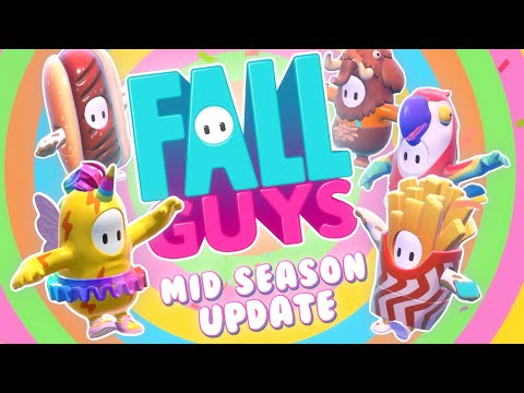 Fall Guys - Season 1 Mid Season Update