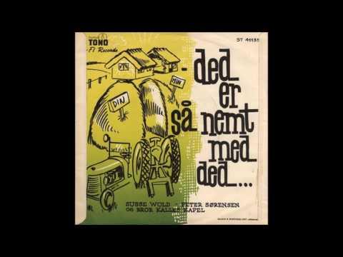 Susse Wold & Peter Sørensen - Ded Er Så Nemt Med Ded (1959)