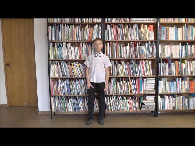 Изображение предпросмотра прочтения – ИванКудрин читает произведение «Гой ты, Русь, моя родная!..» С.А.Есенина