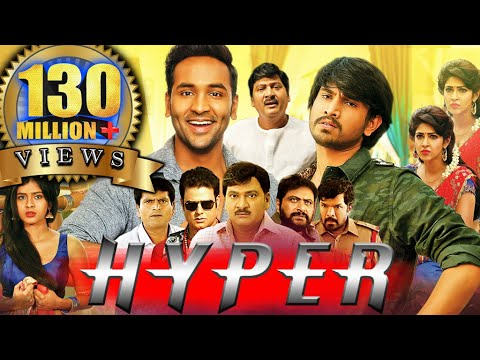 Hyper (Eedo Rakam Aado Rakam) Hindi Dubbed...