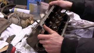 Golf 2 ремонт ДВС видео 9, разбираем головку(, 2014-03-13T16:20:47.000Z)
