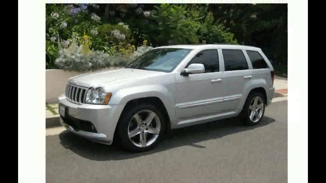 2009 jeep grand cherokee srt8 youtube. Black Bedroom Furniture Sets. Home Design Ideas