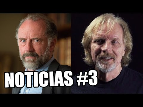 XANDER BERKELEY Y RANDY SHELL  Malas Noticias de The Walking Dead 3