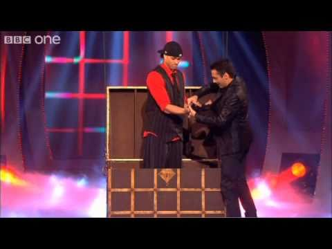 Ashley Banjo from Diversity's Strange Request - The Magicians - Episode 1 - BBC One