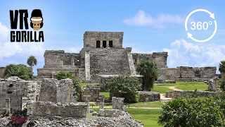 Gambar cover Cancun and Maya Temples in Mexico Guided Tour (360 VR Video)