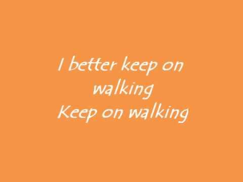 Salem Al Fakir - Keep on walking (with lyrics)