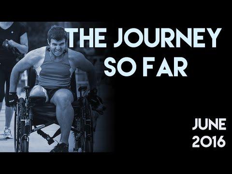 "Mark Daniels ""The Journey So Far"" - Inspiring Amputee Gym Motivation"