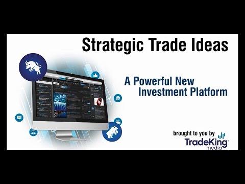 Strategic Trade Ideas Platform