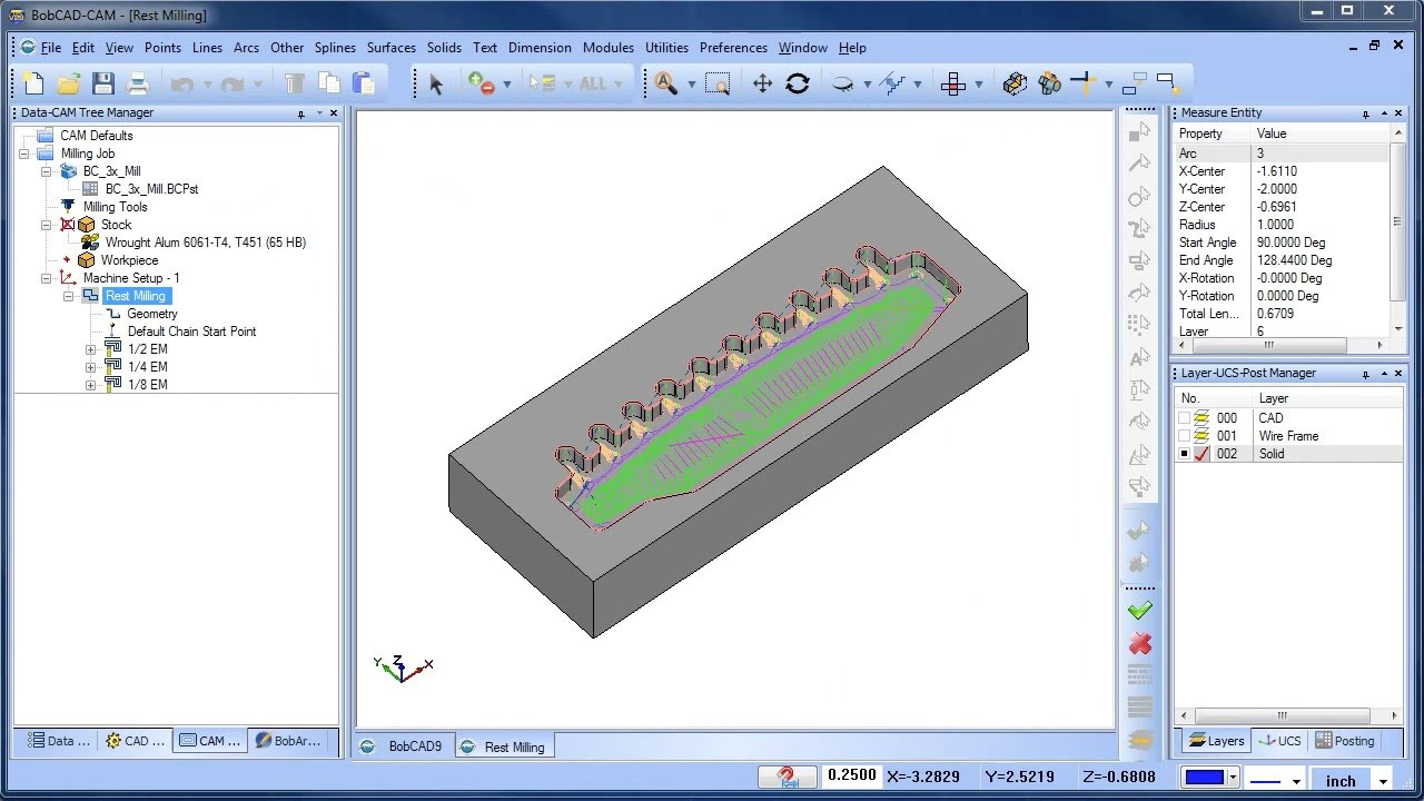 CAD/CAM Videos | CNC Software Videos Training | BobCAD-CAM