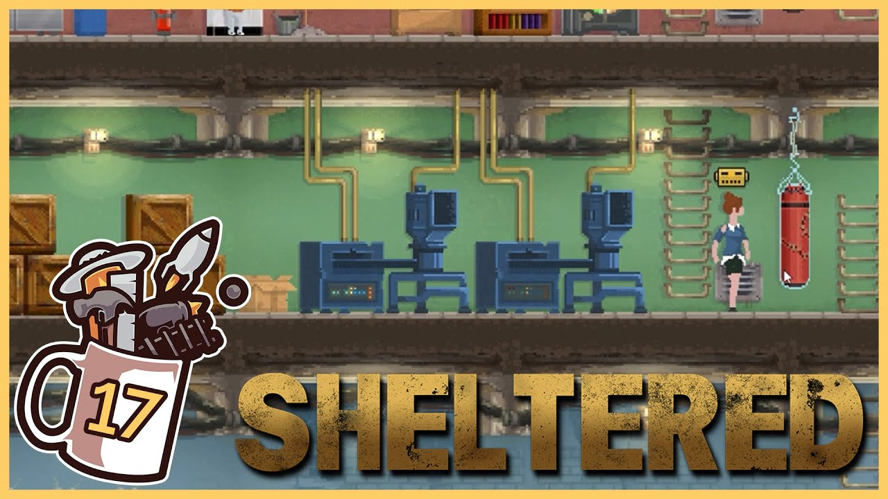 Recycling Solution Systems | Sheltered #17 – Let's Play / Gameplay