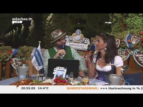 Oktoberfest 2017 Tag 9 live! Die Wiesn aus dem Hofbräu-Festzelt
