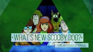 What's New Scooby-Doo? [ENGLISH COVER]