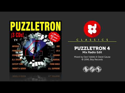 Puzzletron 4 (Mix Radio Edit)