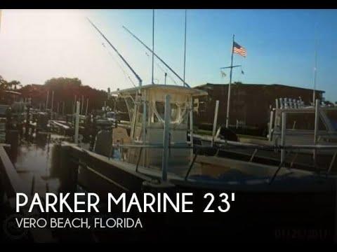 [SOLD] Used 2002 Parker Marine 2300 Center Console in Vero Beach, Florida