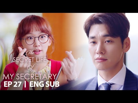 "Jin Ki Joo ""If Something Happens Inside, Give Me A Signal"" [The Secret Life Of My Secretary Ep 27]"