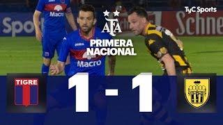 Tigre 1 VS. Santamarina 1 | Fecha 5 | Primera Nacional 2019/2020