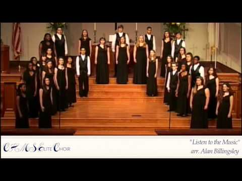 Listen To The Music | CHMS Elite Choir