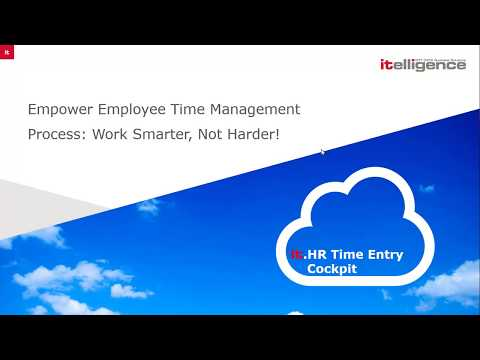 Empower Employee Time Management Process
