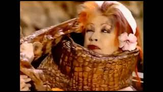 Cyndi Lauper - Good Enough edit video (Part 2)