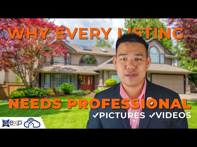 Why every listing needs professional pictures & videos | Weekly Bay Area Real Estate Tip #20