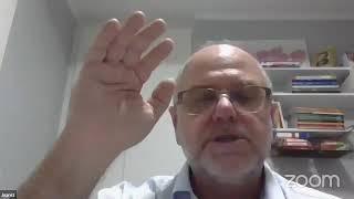 10/08/2020 -Parábolas na pandemia - Rev Juarez Marcondes Filho #live