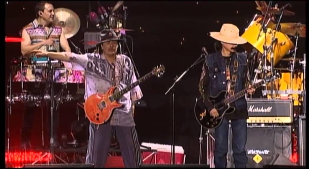 Santana the ... Santana Live