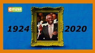 Maisha ya hayati Moi yaonyeshwa kwa picha katika ua wa bunge