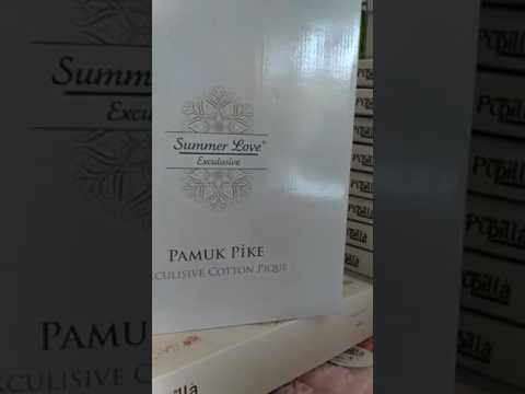 Обзор Турецких летних простыней (покрывало) Summer love