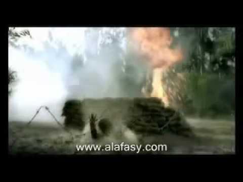 Very nice islamic song by Mishary AlAfasy (a'9fyt 3la al7os al3b8a)